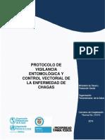 Protocol o Chagas 2014