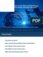 Global Solar & Wind Markets