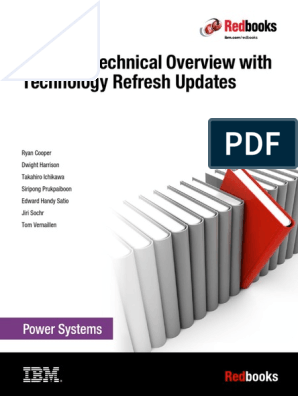 IBM i 7 2 Technical Overview With | Computer Data