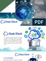 Presentación Plataforma Chat2desk_v3.0