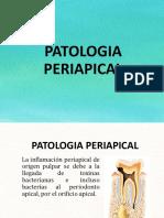 patologia periapical