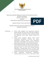 PerMen PUPR No.14 Tahun 2017.pdf