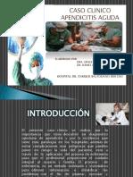 Presentación Apendicitis Aguda