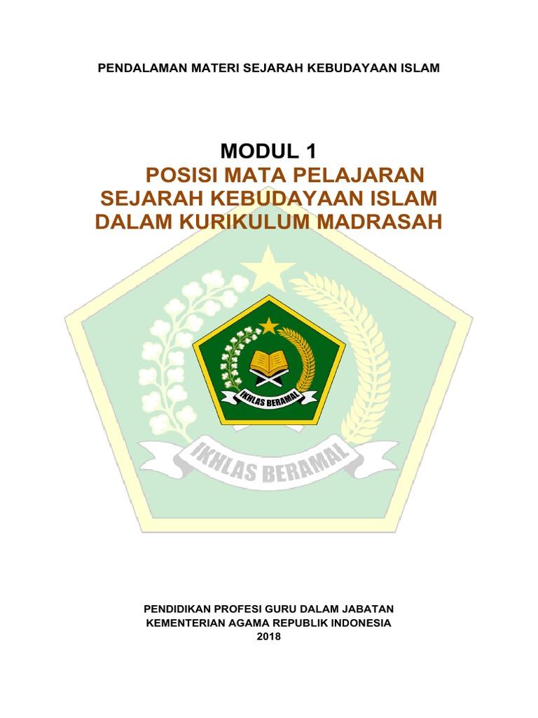 Modul Mapel SKI 1 Sd. 6 b421e95351
