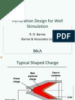 C6 - Perforating for Stimulation