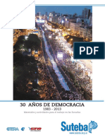 30 Aos de Democracia Material de Trabajo 37027