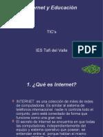 Tics - Internet