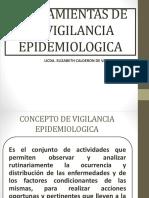 HERRAMIENTAS DE VIGILANCIA EPIDEMIOLOGICA