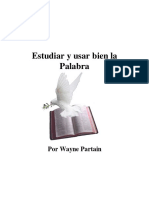 Estudiar y usar bien la Palabra - Wayne Partain.pdf