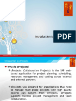 CProjects Intro