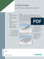 09 NX Sheet Metal Design Eng