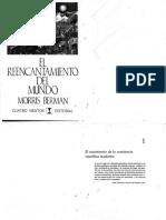 Reencantamiento Del Mundo-Berman