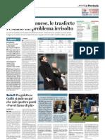 La Provincia Di Cremona 06-02-2019 - Serie B