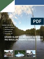 Borrador Folleto Grand Slam Salmonidos - Chile 2015