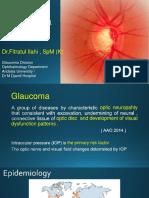3.4.1.5 Glaukoma