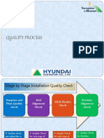 Quality Control Process Flow