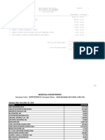 8990P Revised Top 100 Stockholders and Beneficial Ownership Report