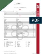 Michelin Guide Switzerland 2019