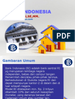 Bank Indonesia - Profil Singkat