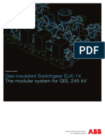 GAS-INSULATED SWITCHGEARELK-14 & THE MODULAR SYSTEM FOR GIS 245kV.pdf