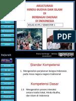 Akulturasi Kebudayaan Indonesia ISLAM