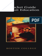 pocket guide to jesuit education - 2018