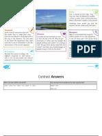Imagine Landscapes Contrast KS2 Exploration Sheet Colour