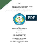 Jurnal Perencanaan Dan Perhitungan Mesin Pemipil Jagung Dengan Kapasitas 300 Kg_jam