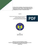 373165054 Model Format RPP K 13 Revisi Permendikbud No 22 Tahun 2016