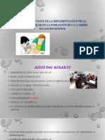 Presentacion Avance Dosis Cero