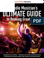 Booking Great Gigs