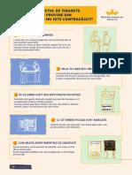 Infografic Cum depistezi un pachet de țigări de contrabandă