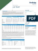 Fact Sheet Cbi Value Trust