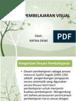 Desain Pembelajaran Visual