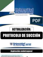 PROTOCOLO DE ASPIRACIÓN DE SECRECIONES BRONQUIALES