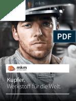 Kupfer - Werkstoff für die Welt