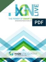 HxGNLIVE2017 Sponsorship Kit