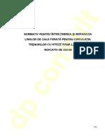 NE 032 - 04 Intretinerea Si Reparatia Liniilor de C.F