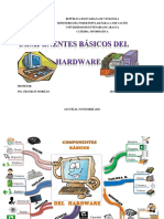 Mapa Mental Elementosdel hardware
