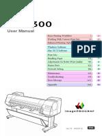 Canon IPF8300 User Manual