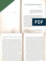 A contribuição da moderna divisão do trabalho para a constituição de uma teoria científica