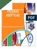 ISA - CAP 10 Prueba Aséptica