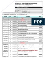 Cronograma Terapêutica i - 2018.2 p4a