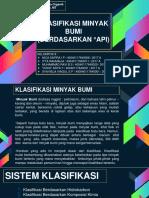 Kelompok 9 Derajat API
