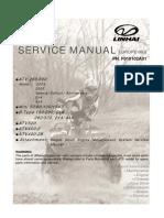 ATV Linhai Service Manual Werkstatthandbuch