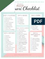 KonMari Checklist (1)