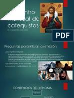 Encuentro Mensual de Catequistas