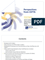Perspectives From CEFTA