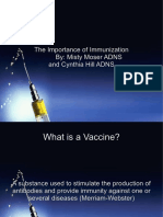 importanceofvaccination-111026161044-phpapp01