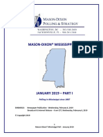 Mason Dixon MS Poll 020619